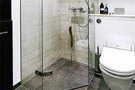 tegn dit badeværelse