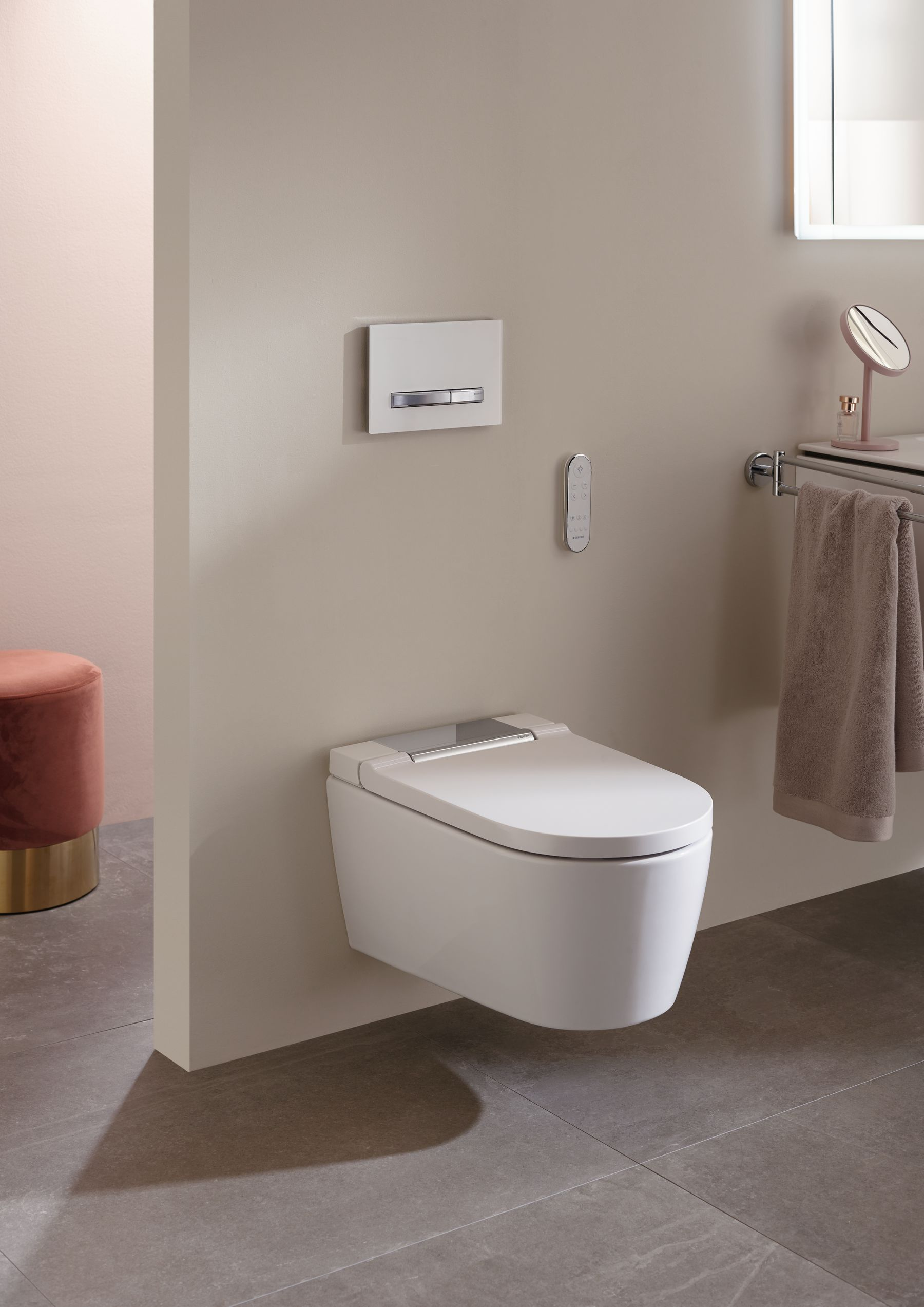 2020 Bathroom 1 L Geberit AquaClean Sela Big Size