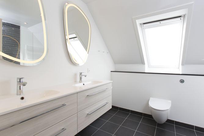 Led Lys Badeværelse: Led badeværelse belysning u tips og stilfulde ideer. Led badeværelse ...